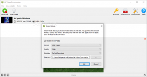 4K Video Downloader 4.8