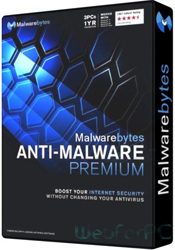 Malwarebytes Anti-Malware Premium with Crack &Licence key for Win/Mac